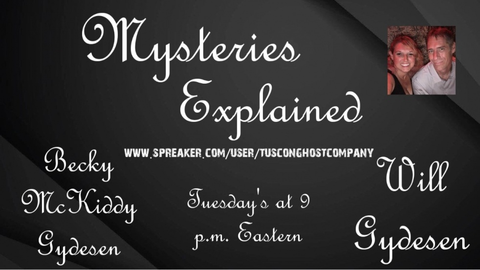 Mysteries Explained - show cover
