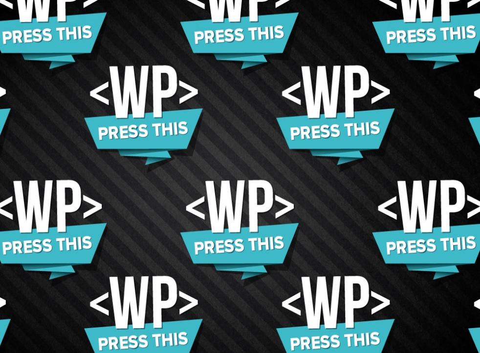 Press This WordPress Community Podcast - imagen de show de portada
