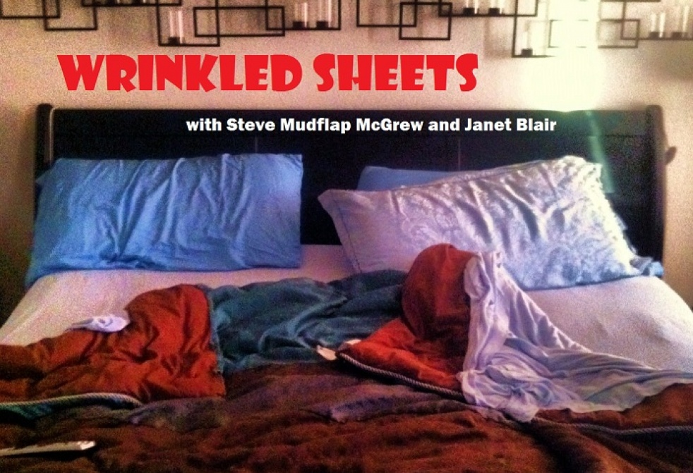 Wrinkled Sheets - show cover