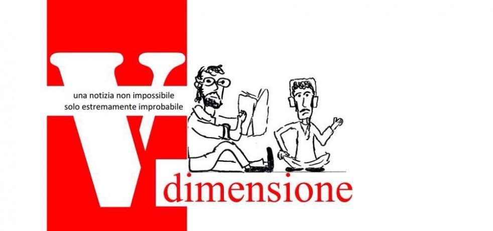 V Dimensione - Cover Image