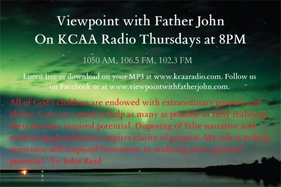 Viewpoint with Fr. John - show cover