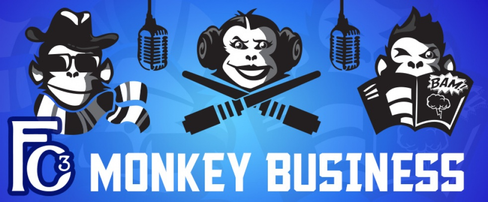 FC3 Monkey Business - show cover