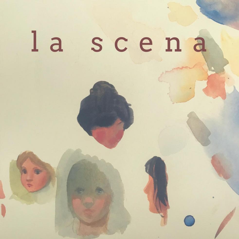 La scena - show cover