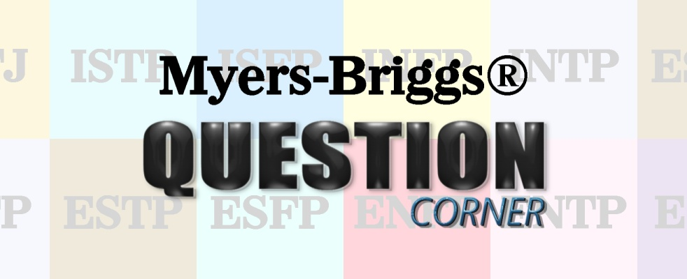 Myers-Briggs® Question Corner - show cover