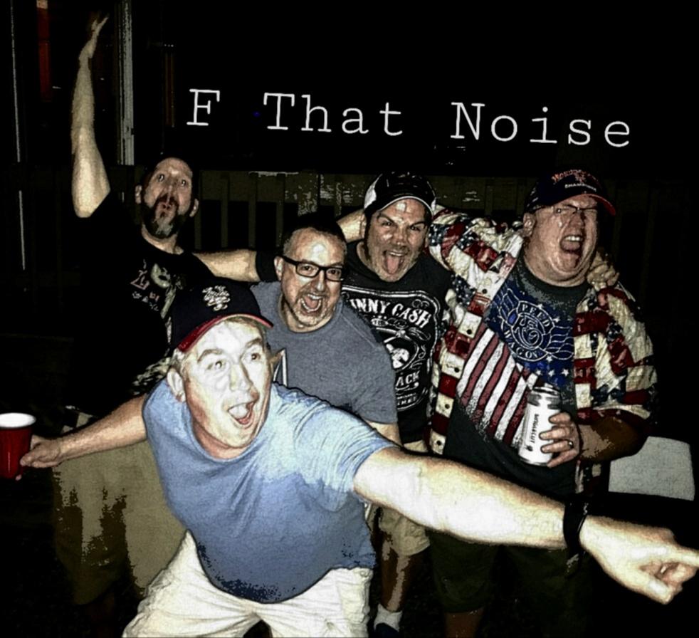 F That Noise - imagen de portada