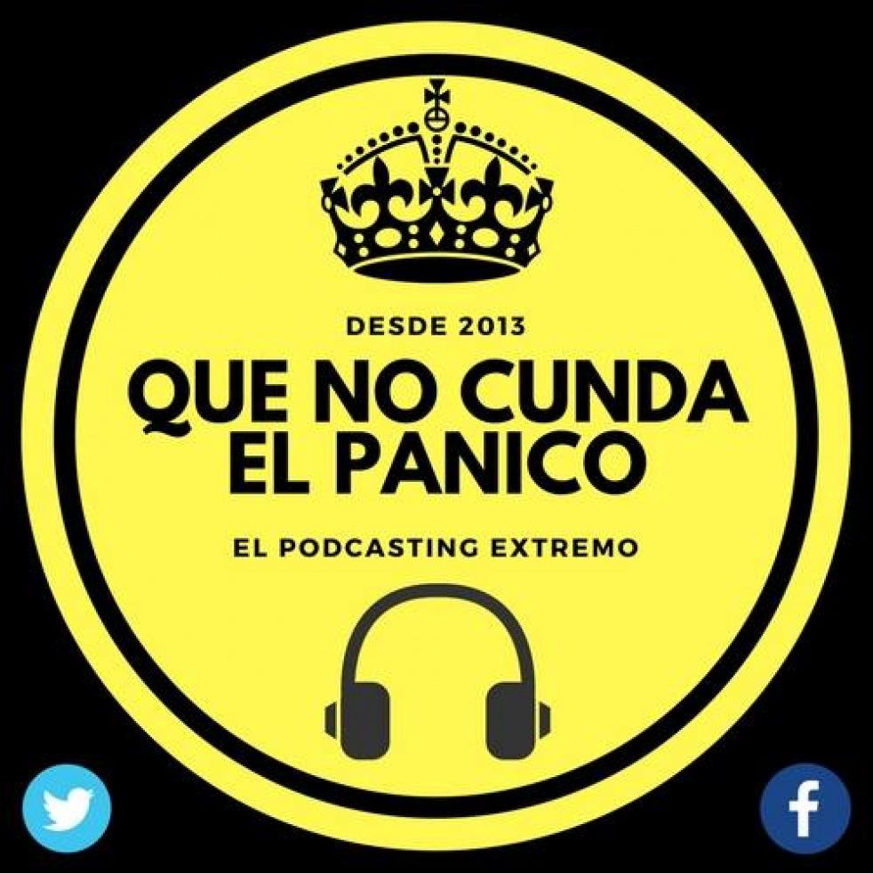 Que no cunda el pánico - Cover Image