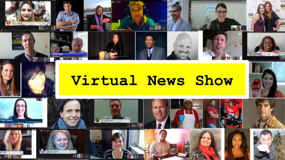 Virtual News Show - Cover Image