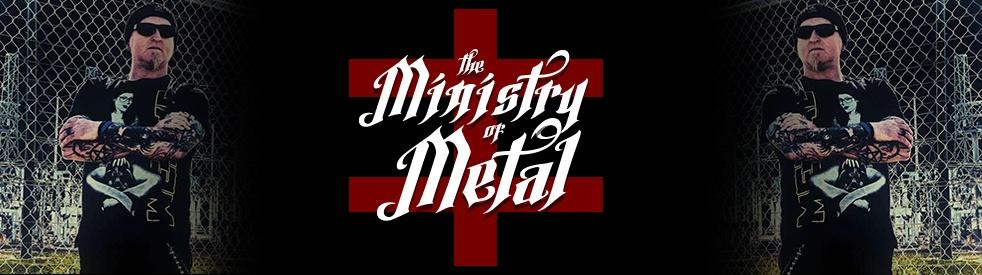 The Ministry of Metal - imagen de show de portada