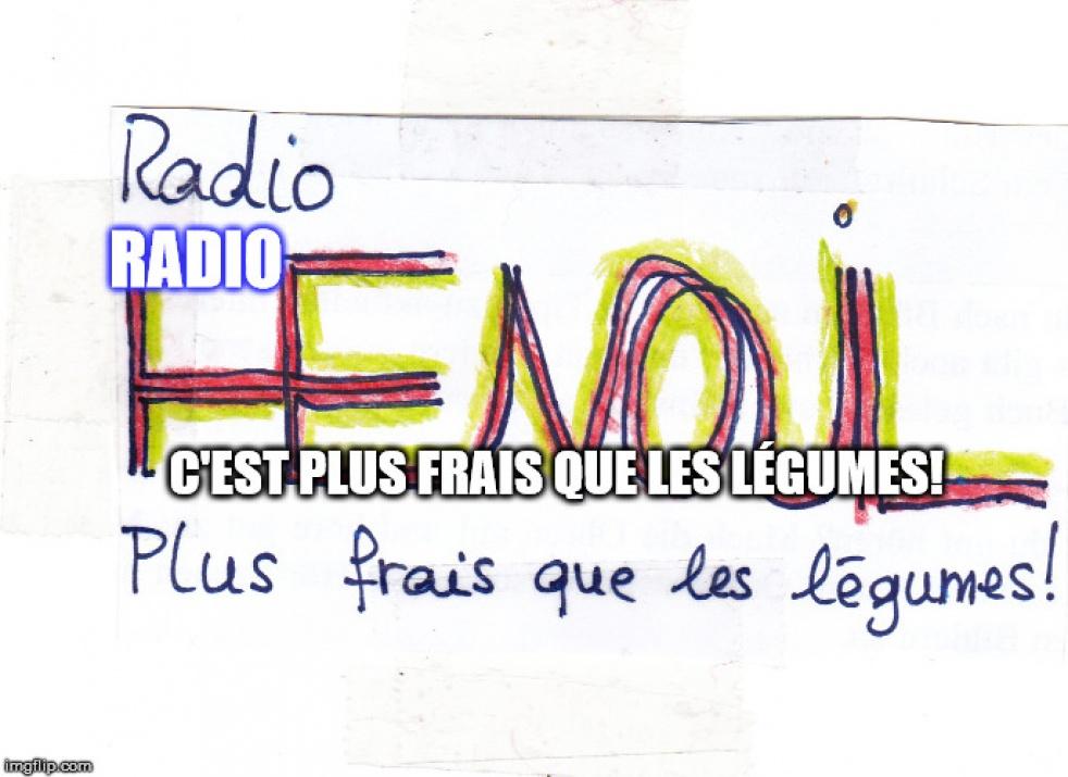 Radio Fenouil - immagine di copertina dello show