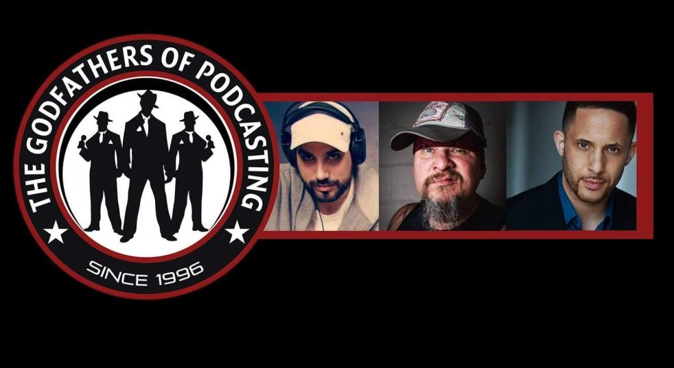 The Godfathers of Podcasting - imagen de portada
