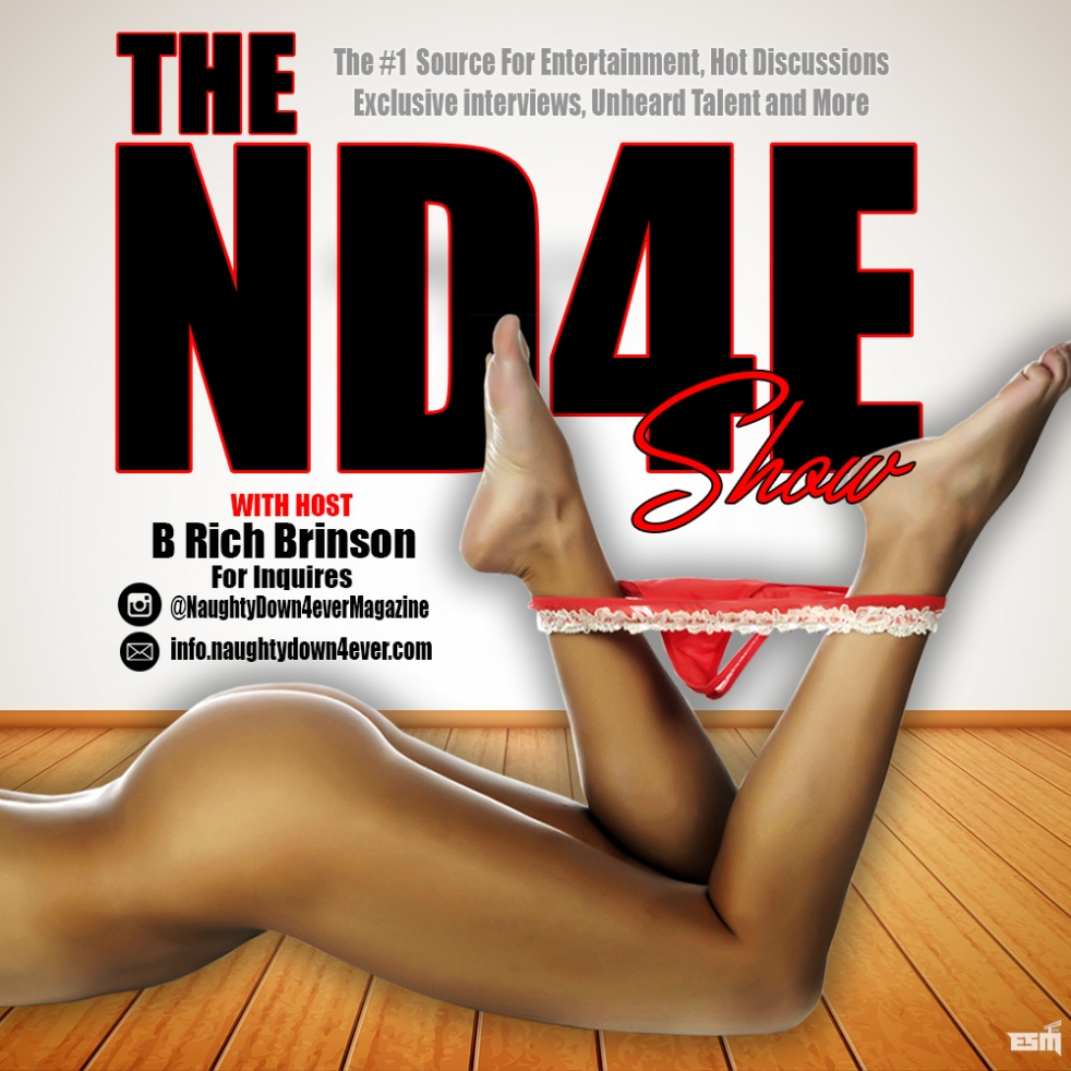 The ND4E Show - show cover