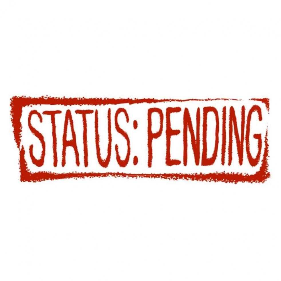 Status: Pending - Cover Image