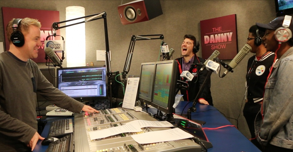 The Danny Show - Cover Image