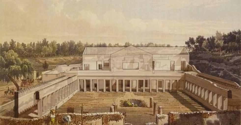 I dialoghi del Farnese - imagen de show de portada