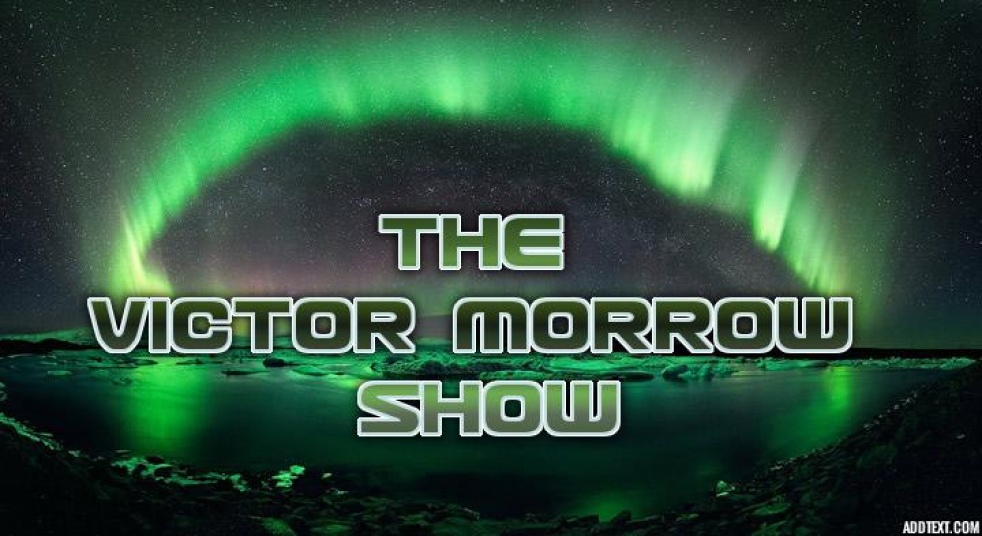 The Victor Morrow Show - show cover