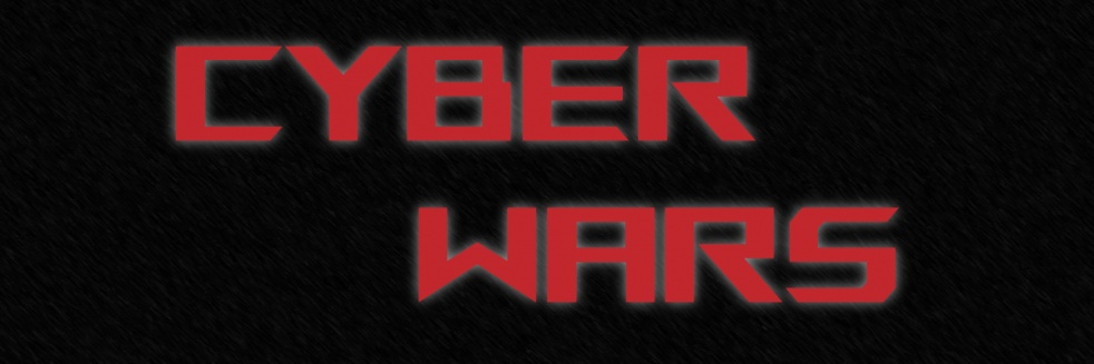 Cyber Wars - Cover Image