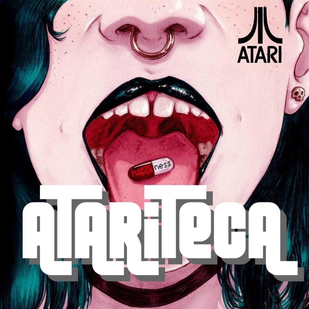 ATARITECA - Il blister di retrogaming - Cover Image