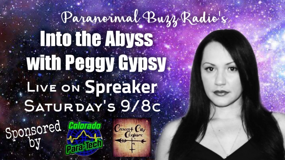Into The Abyss with Peggy Gypsy - show cover