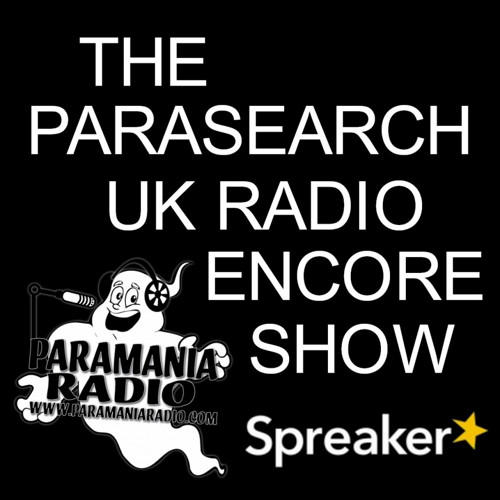 The Parasearch UK Radio Encore Show - show cover