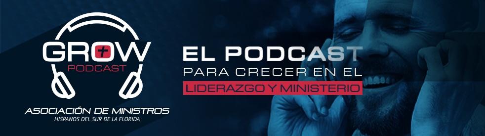 GROW Liderazgo y Ministerio - Cover Image