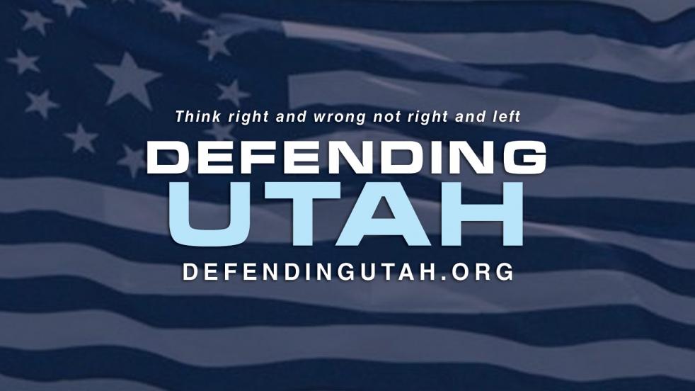 Defending Utah Radio - immagine di copertina