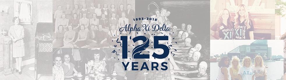 Alpha Xi Delta's Podcast - show cover
