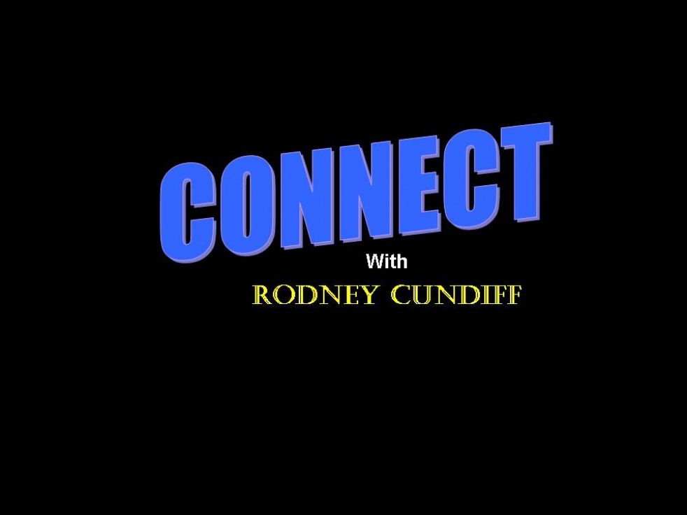 CONNECT with Rodney Cundiff - Cover Image