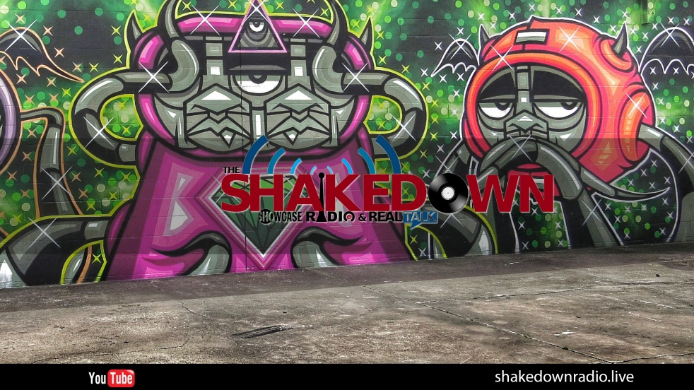 ShakeDown Showcase Real Talks - show cover