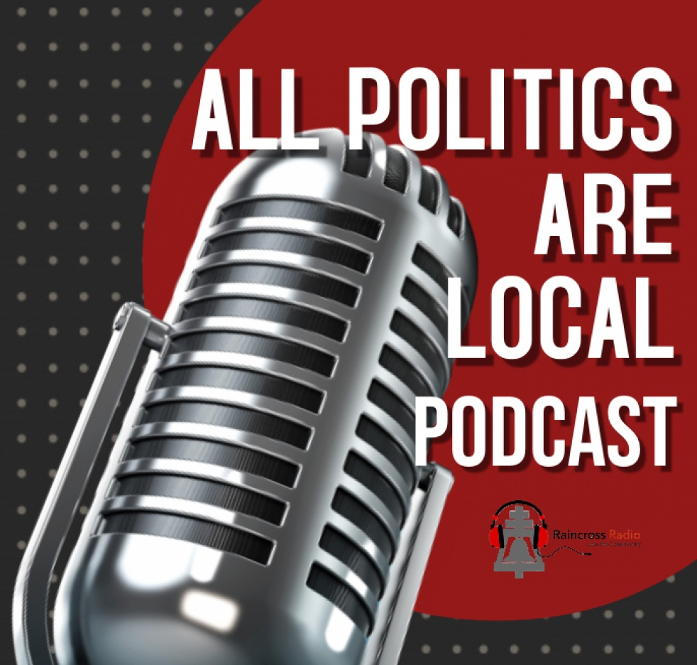 All Politics Are Local Podcast - Cover Image