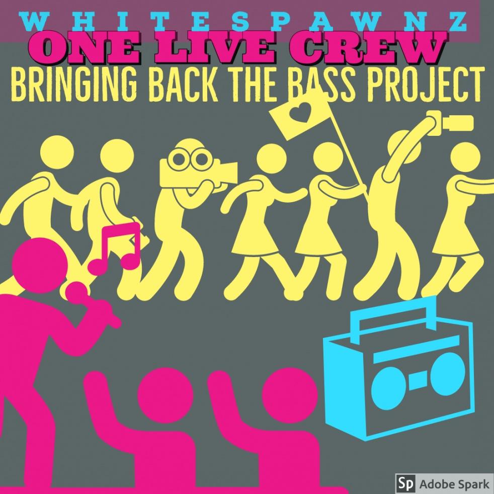 PDX WHITE SPAWNZ  HiPHOP FREESTYLE - immagine di copertina dello show