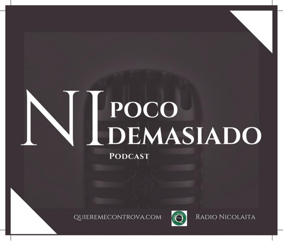 Ni poco Ni demasiado - show cover