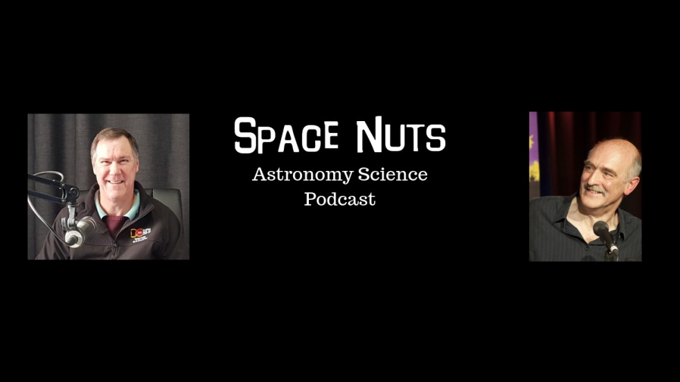 Space Nuts - Cover Image