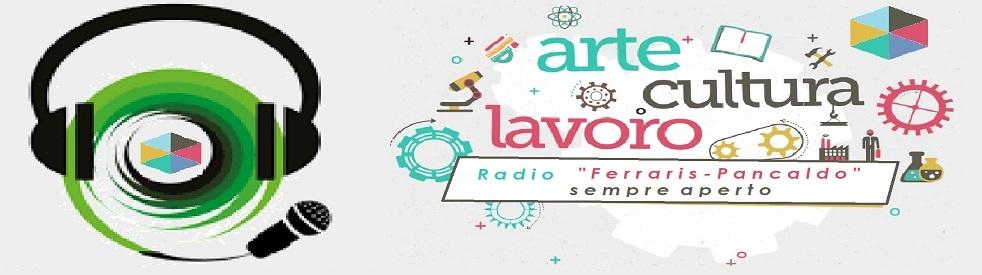 "Radio ""Ferraris-Pancaldo"" sempre aperto - Cover Image"