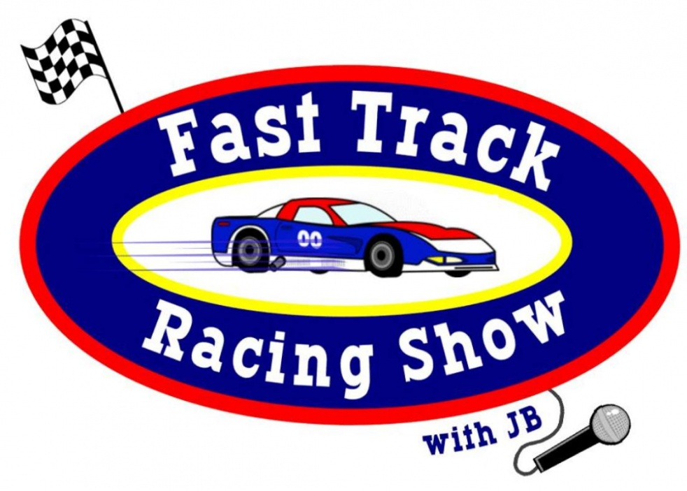 Fast Track Racing with JB - Cover Image