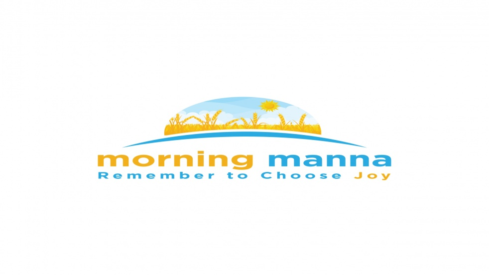 Morning Manna - show cover
