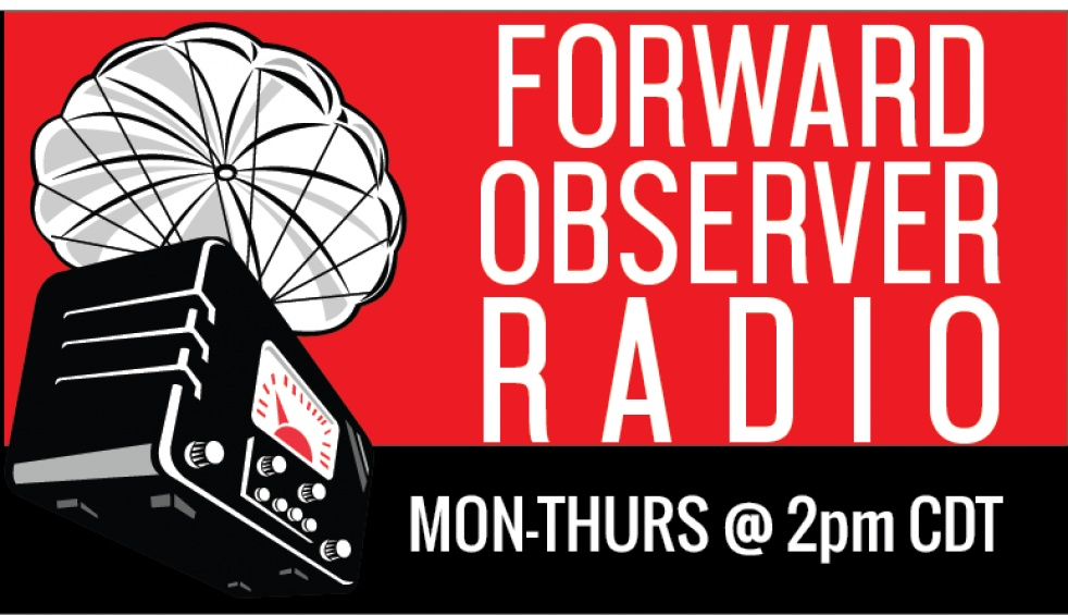 Forward Observer Radio - show cover
