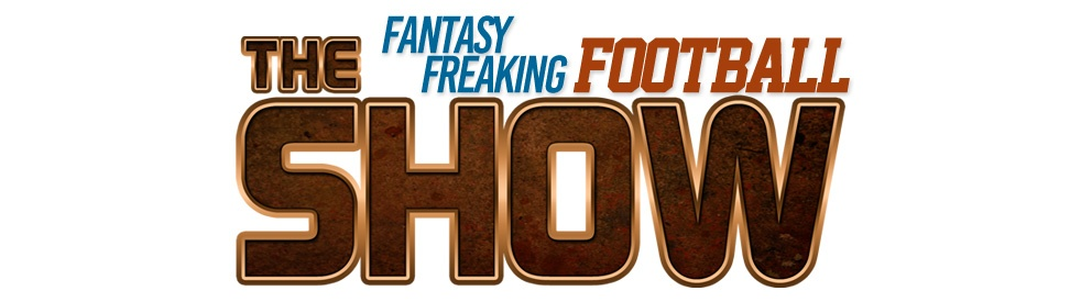 The Show's Fantasy Freaking Football - show cover