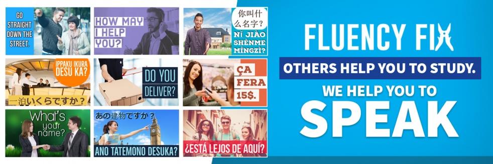 Fluency Fix's Beginner French - immagine di copertina