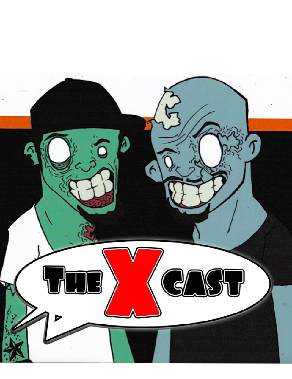 The Xcast - show cover