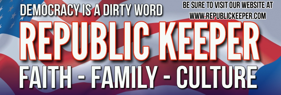 Republic Keeper - with Brian O'Kelly - Cover Image
