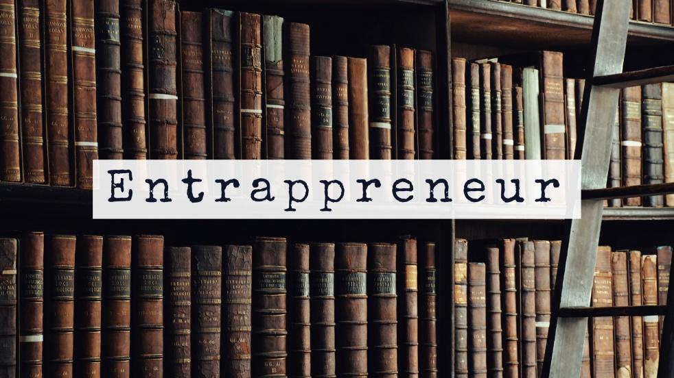 Entrappreneur - Cover Image