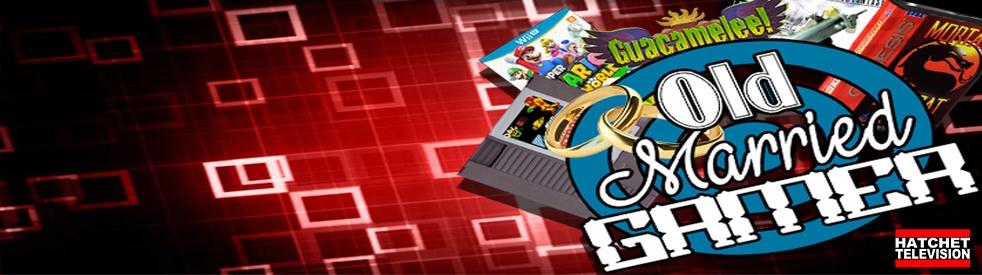 Old Married Gamer - immagine di copertina
