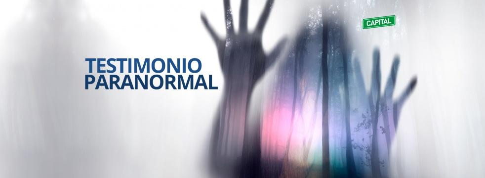 Testimonio Paranormal - show cover