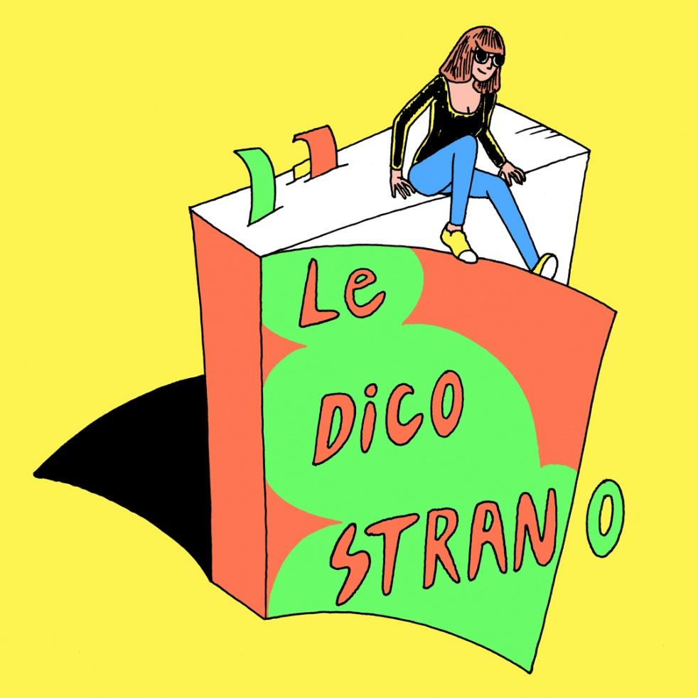 Dico Strano - imagen de show de portada