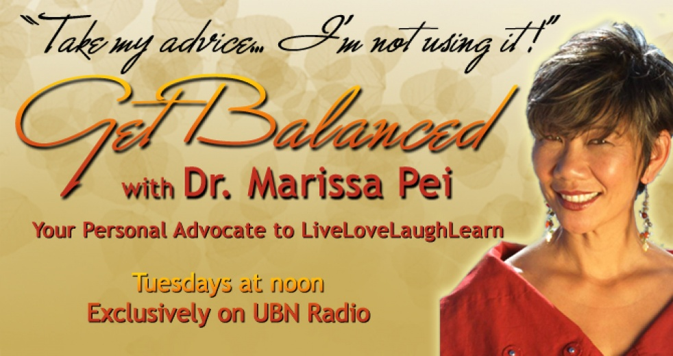 Get Balanced with Dr. Marissa - Cover Image