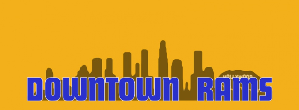 The Downtown Rams Podcast - show cover