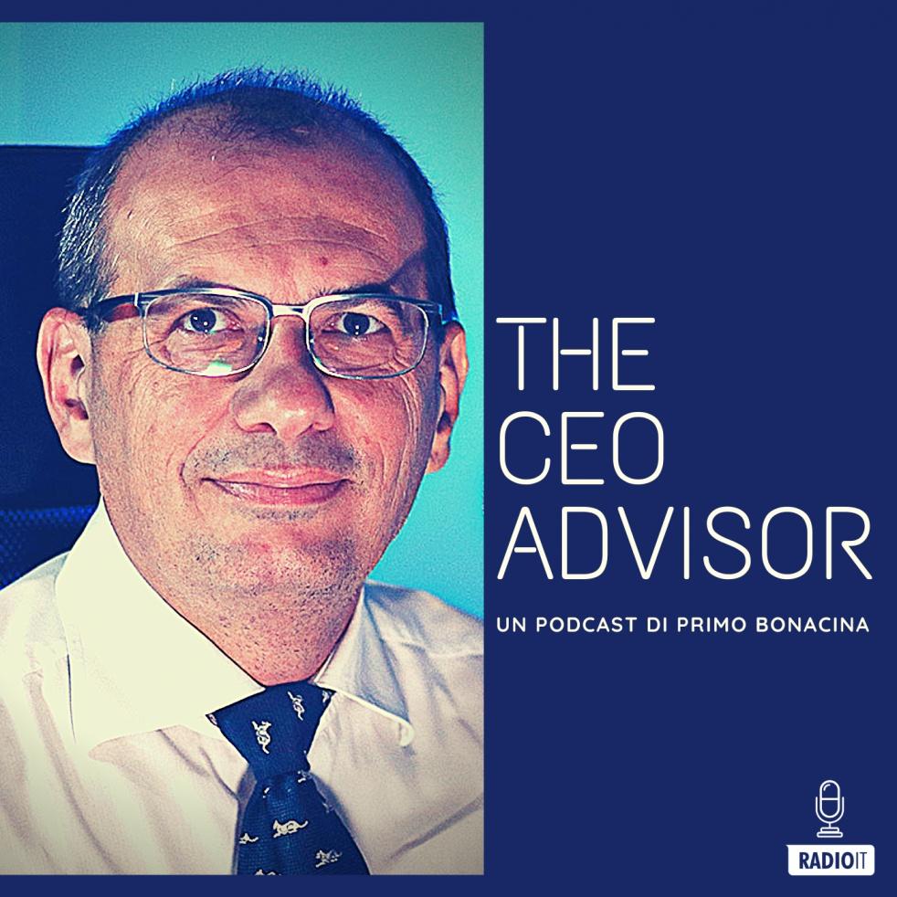 The CEO Advisor - Cover Image