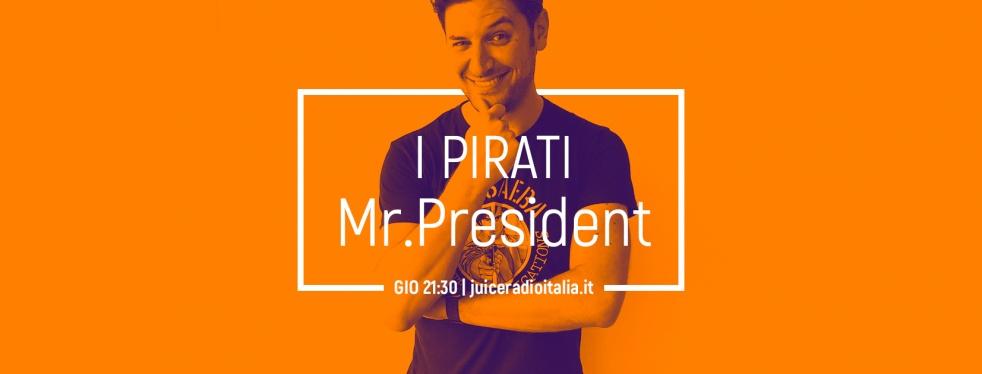 I Pirati - imagen de show de portada