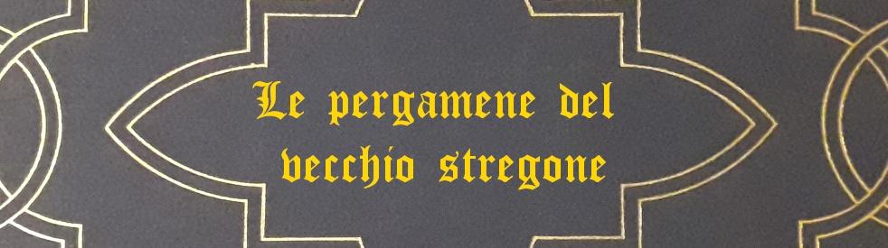 Le pergamene del vecchio stregone - Cover Image