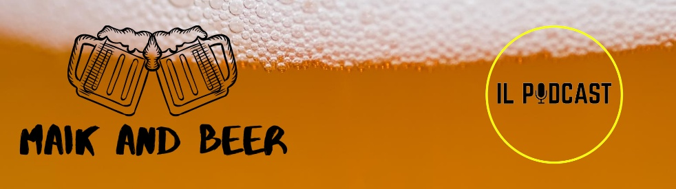 Maik And Beer - Cover Image